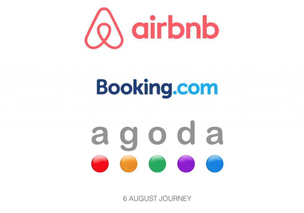 ข้อดีและข้อเสีย ของ การจองโรงแรมผ่าน Agoda, Booking และ Airbnb อย่างละเอียด