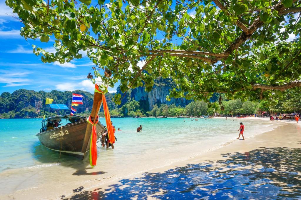 ทัวร์ 4 เกาะ (ไร่เลย์, ปอดะ, เกาะไก่, ทะเลแหวก)