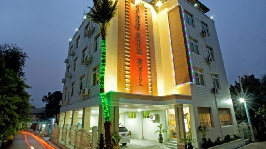 หน้าตาหน้าโรงแรม