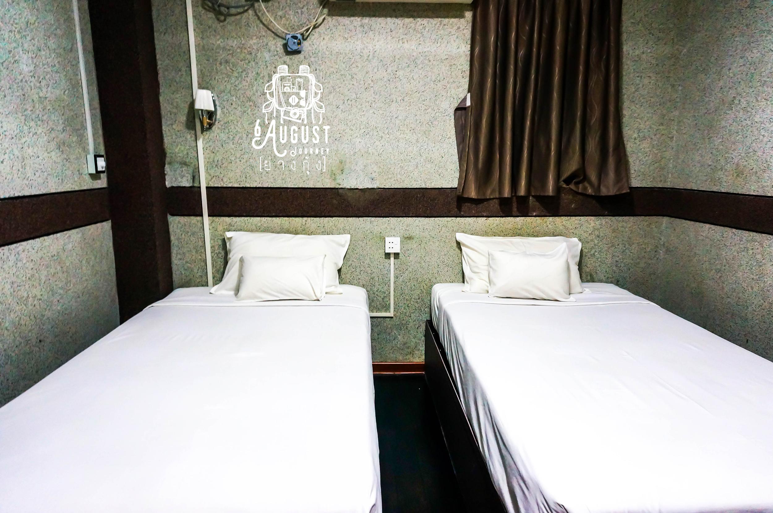 ที่พักในพม่า
