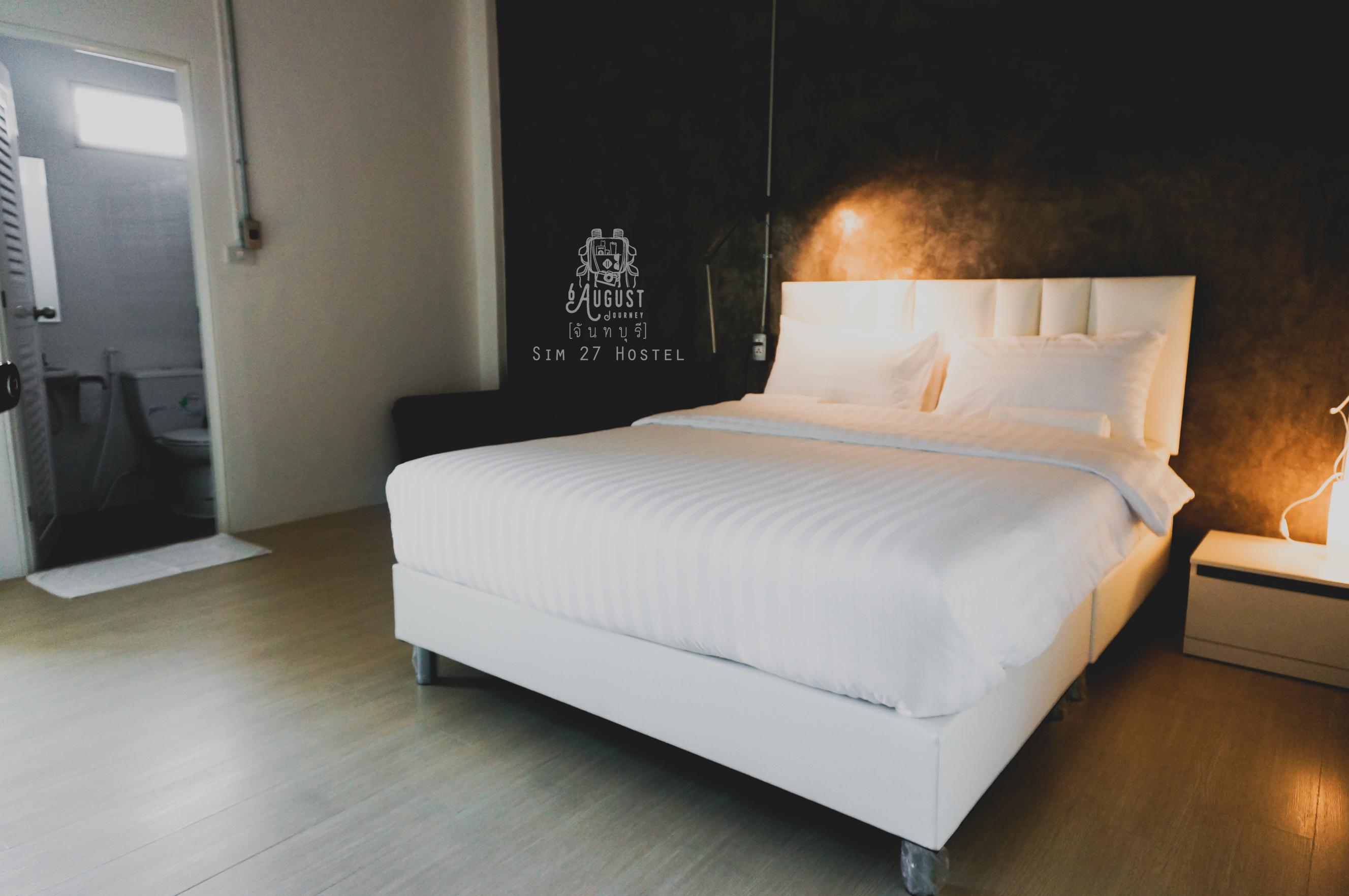 ห้อง 2 คนแบบเตียงเดี่ยว
