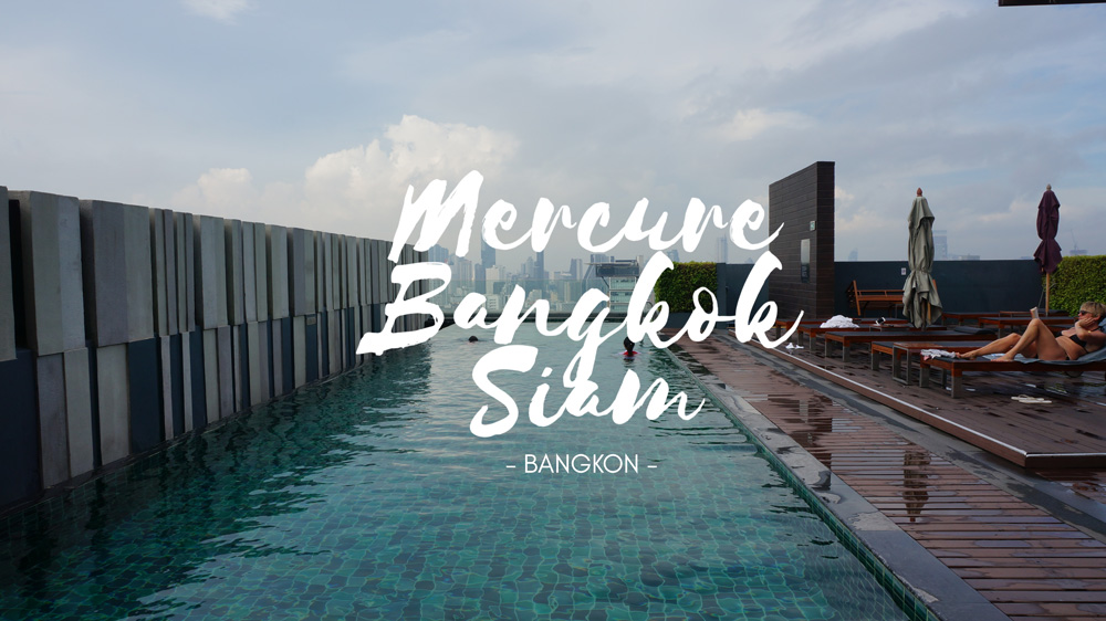 24 HRS. LIFE IN BANGKOK WHERE ARE WE GOING? |by Mercure Bangkok Siam
