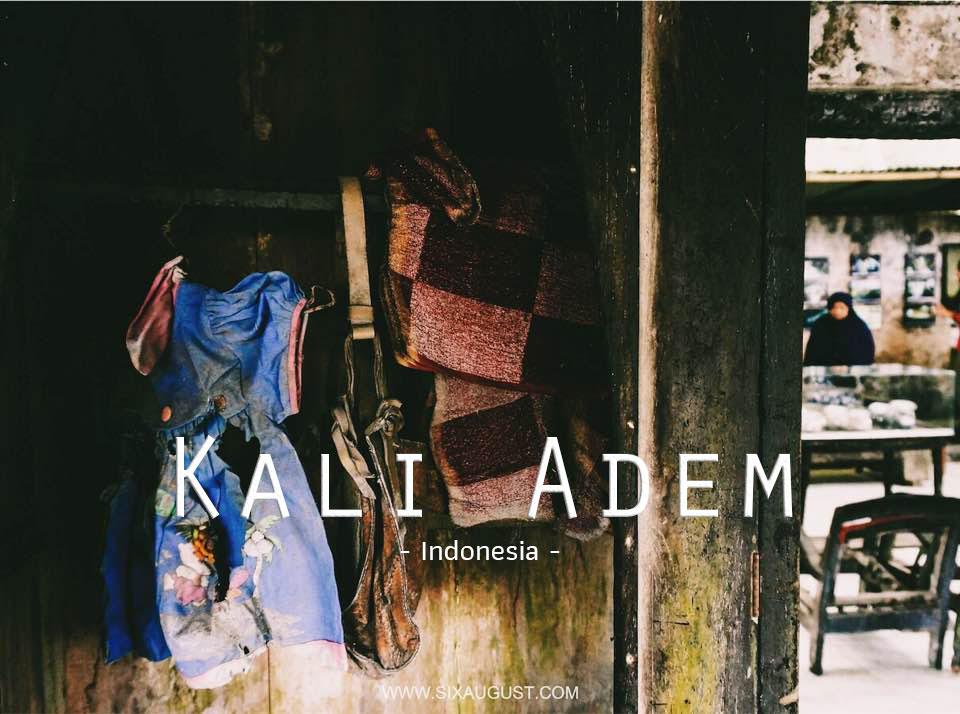 คาลี อาเดม (Kali Adem) | ภูเขาไฟแห่งยอร์คยากาต้าร์