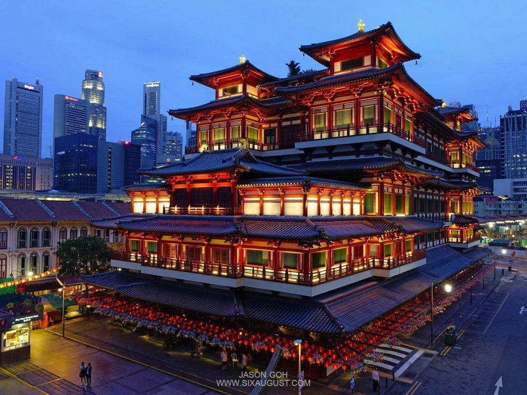 ของฟรีมีจริงที่สิงคโปร์กับ 14 สถานที่กิจกรรมฟรีสำหรับคนประหยัดงบ
