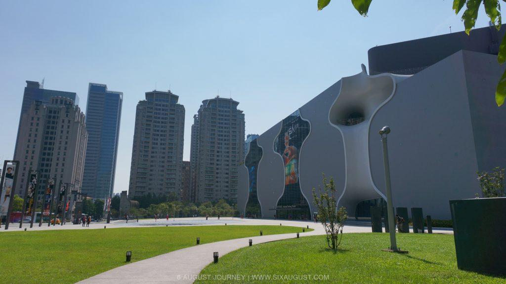 National Taichung Theater | โรงละครแห่งชาติไทจง