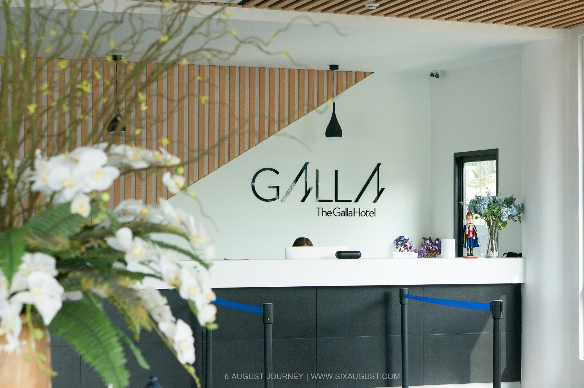 THE GALLA HOTEL