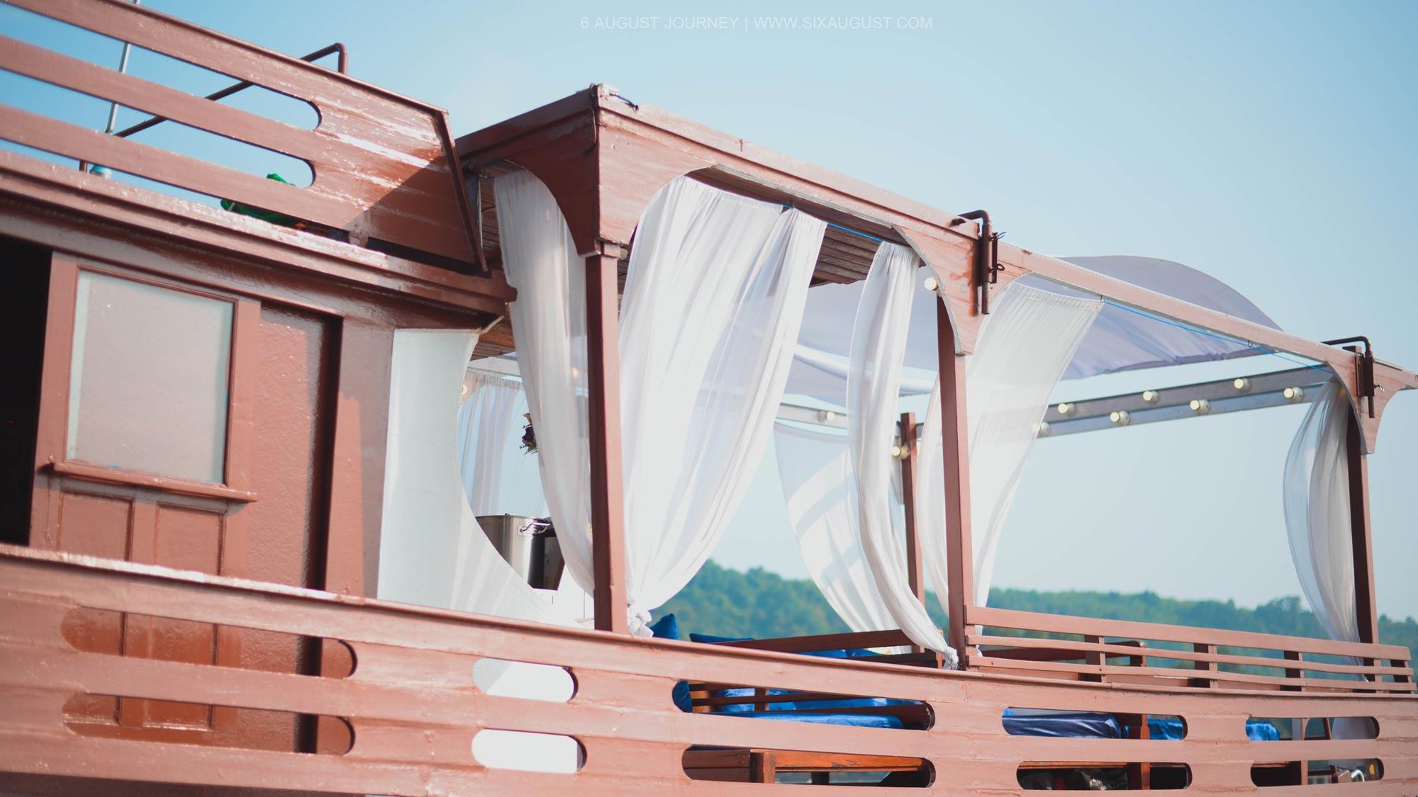 บรรยากาศเรือ Royal Andaman