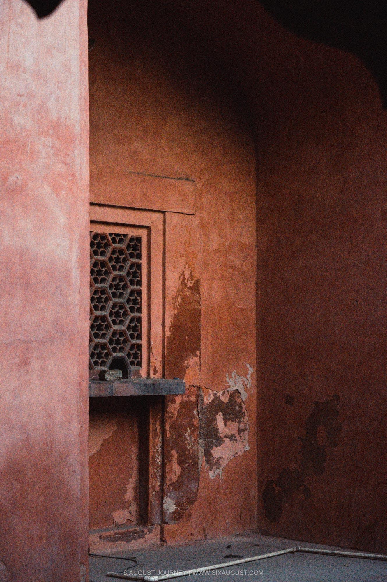 กำแพงทัชมาฮาล