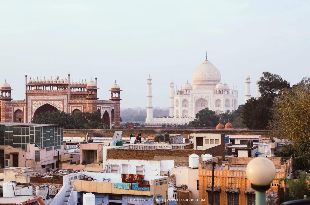 24 ชั่วโมงแรกที่อินเดีย | ทัชมาฮาลด้วยตัวเองคนเดียวมี 45 บาทก็มาถึง