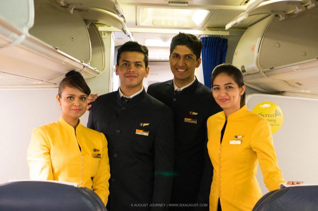 """9 เรื่องดีๆที่อยากรีวิวเมื่อไป """"อินเดีย"""" แล้วลองเลือก Jet Airways"""