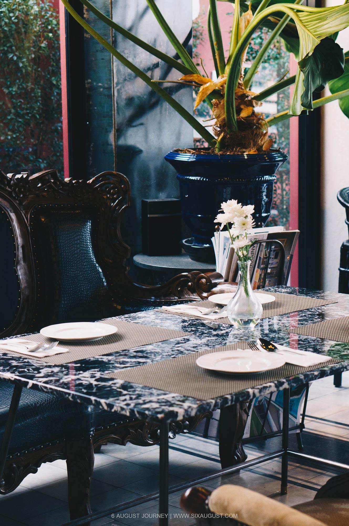 บรรยากาศในร้าน ร้าน Nye Cafestaurant
