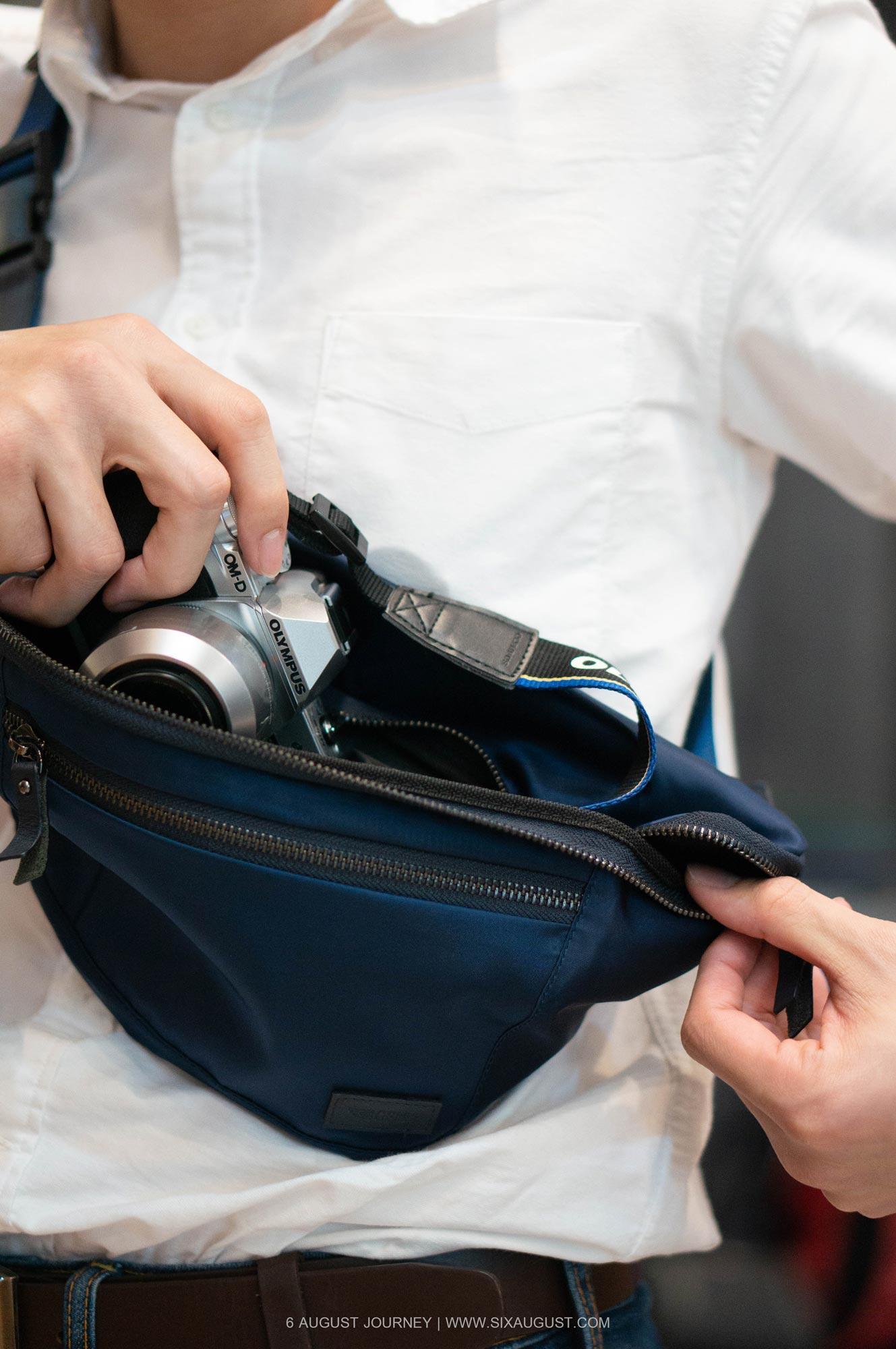 กระเป๋า Gian Ferrente
