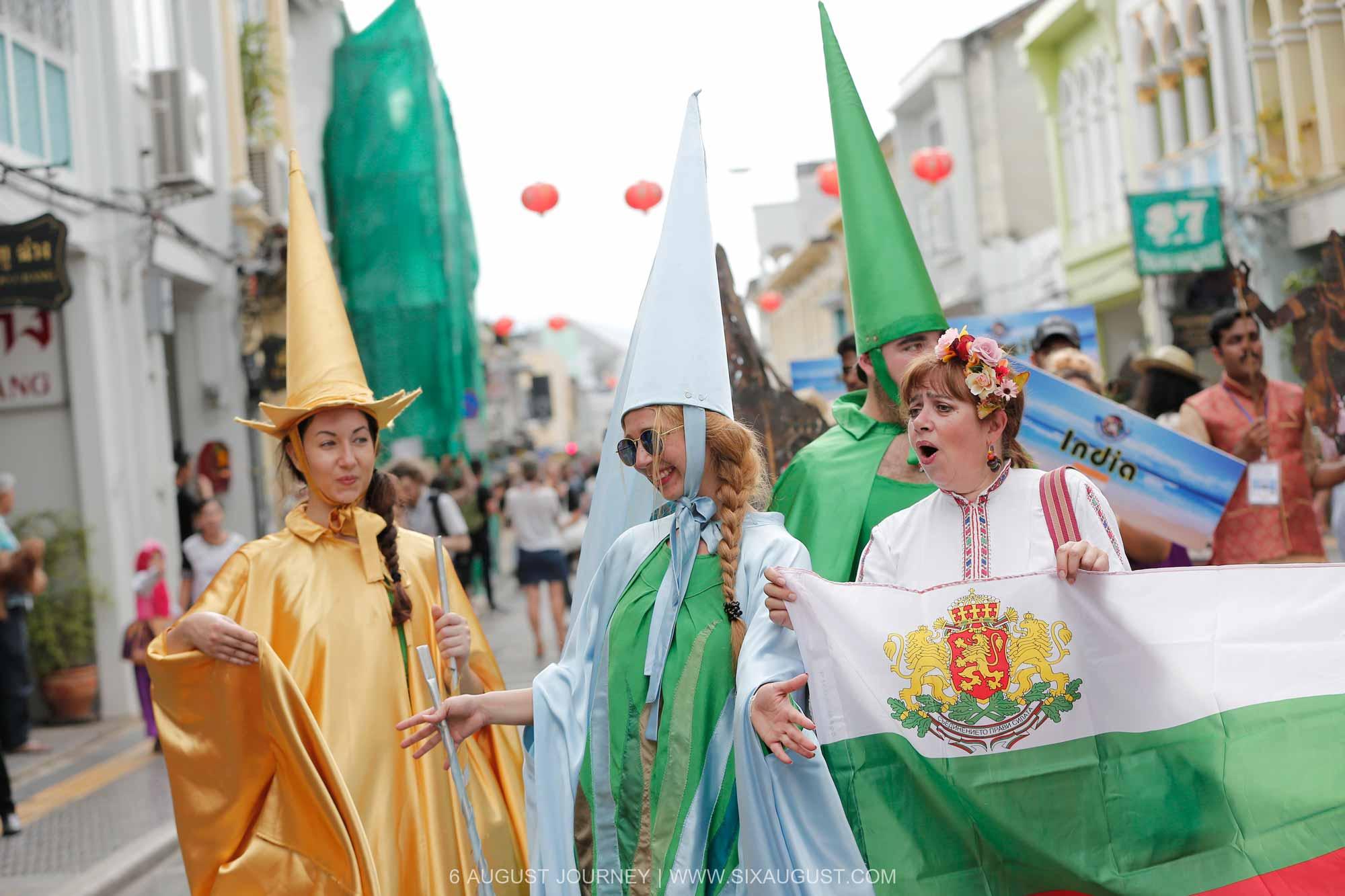 เทศกาลหุ่นโลกภูเก็ต 2561 | เทศกาลเล็กๆ เหมือนย้อนไปเป็นเด็กอีกครั้ง