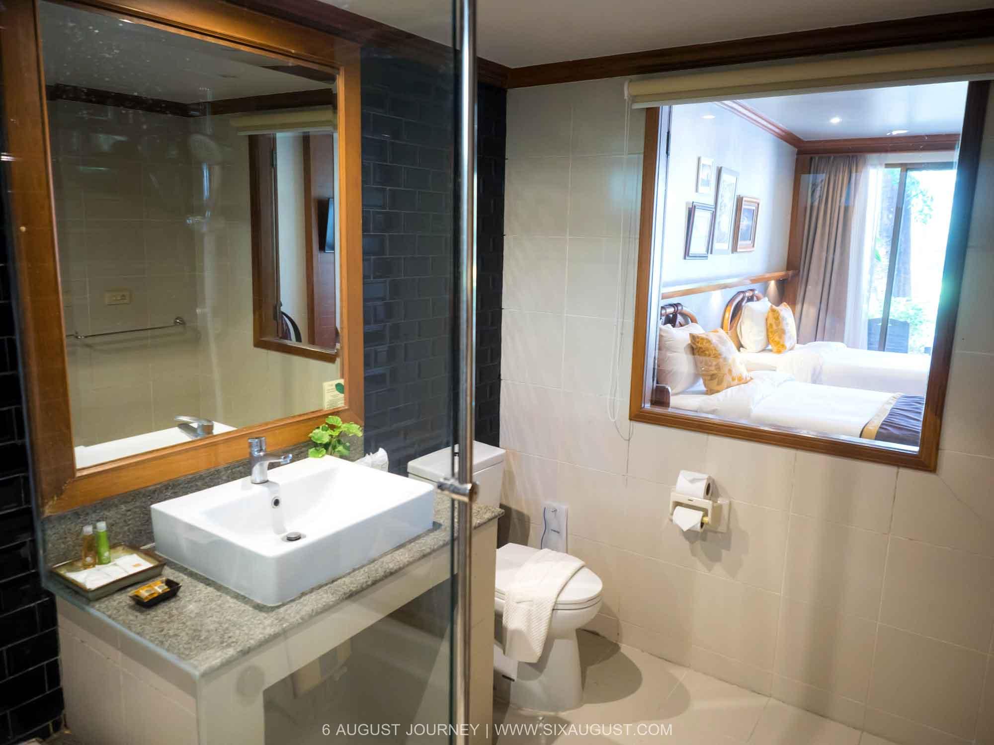 ห้องน้ำ คำแสด กาญจนบุรี
