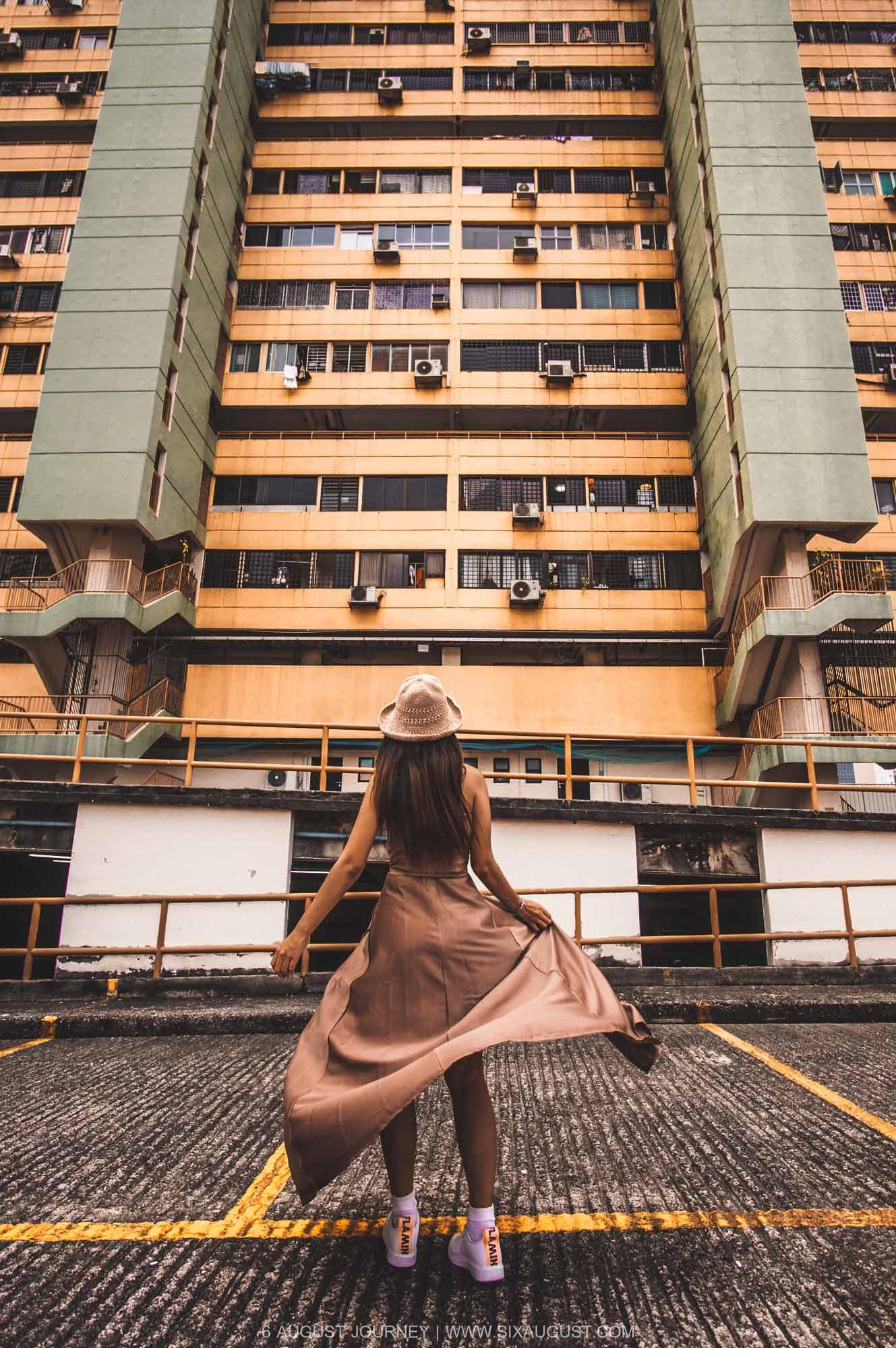 China Town สิงคโปร์