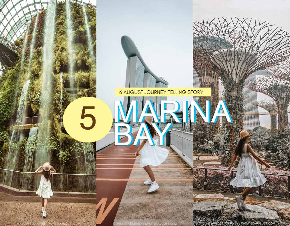 Marina Bays | 5 จุดเช็คอินห้ามพลาด เมื่อมาเที่ยวย่านนี้