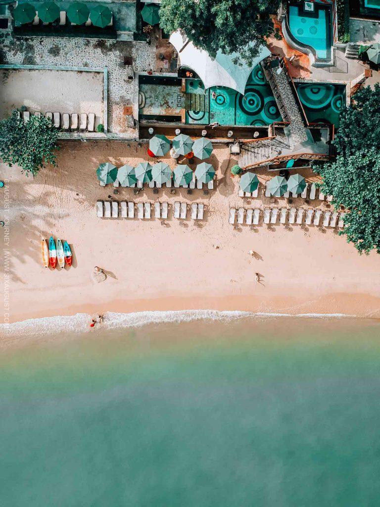 ชายหาด Modus Beachfront Pattaya