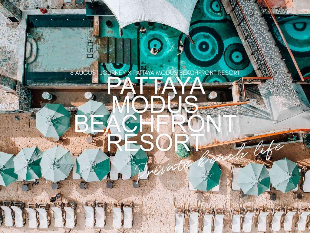 Modus Beachfront Pattaya