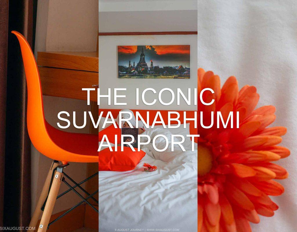 The Iconic Suvarnabhumi | ใกล้เอแบค ไม่ไกลสุวรรณภูมิบัวลอยอร่อย