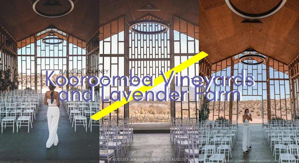 รีวิว Kooroomba Vineyards and Lavender Farm ร้านฮิตที่คนนิยมไปจัดงานแต่งงานที่บริสเบน ออสเตรเลีย