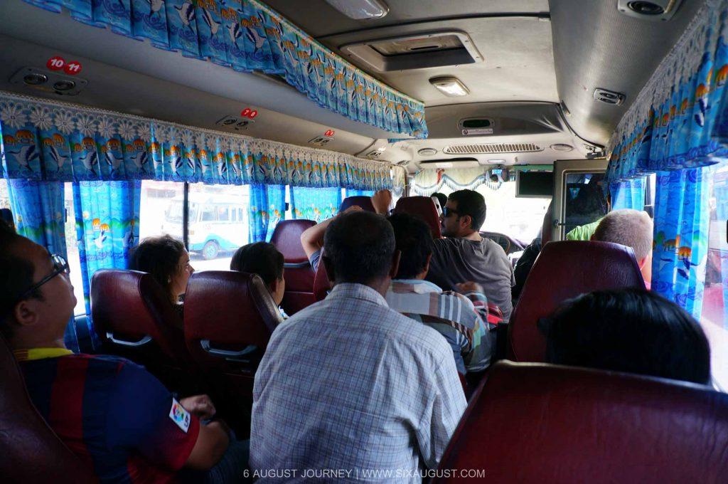 รถจากมัณฑะเลย์ ไป พุกาม
