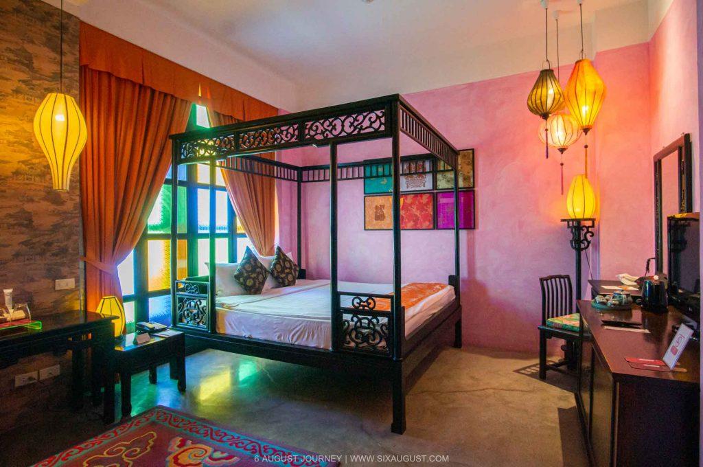 ห้องนอน Shanghai Mansion
