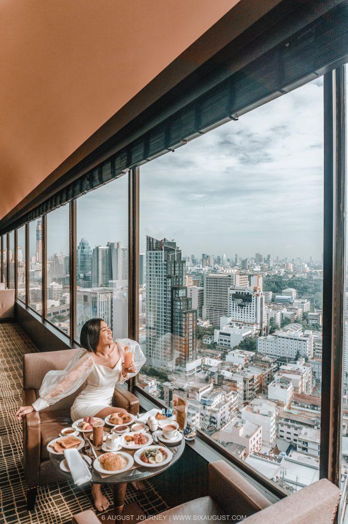 The Landmark Bangkok hotel รีวิว