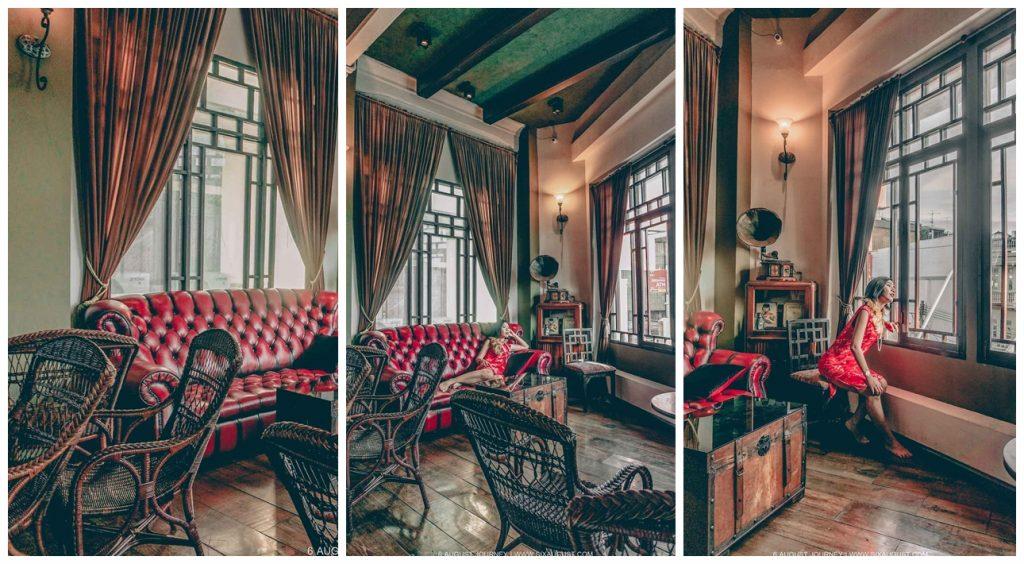 มุมชาวร็อค Shanghai Mansion