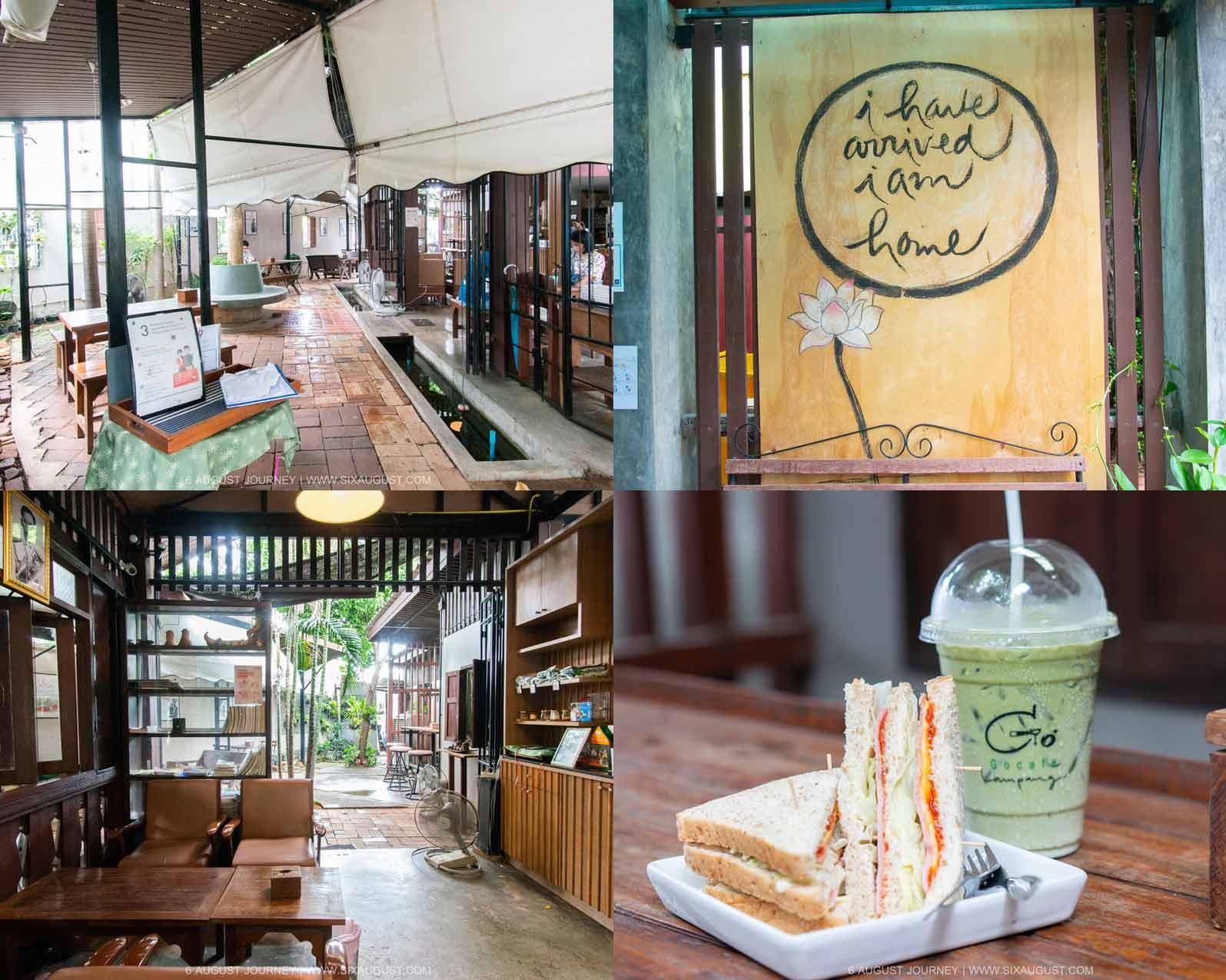 โก๋กาแฟ ธรรมดา เป็นพิเศษ Go+ Cafe' Lampang ที่เที่ยวลำปาง