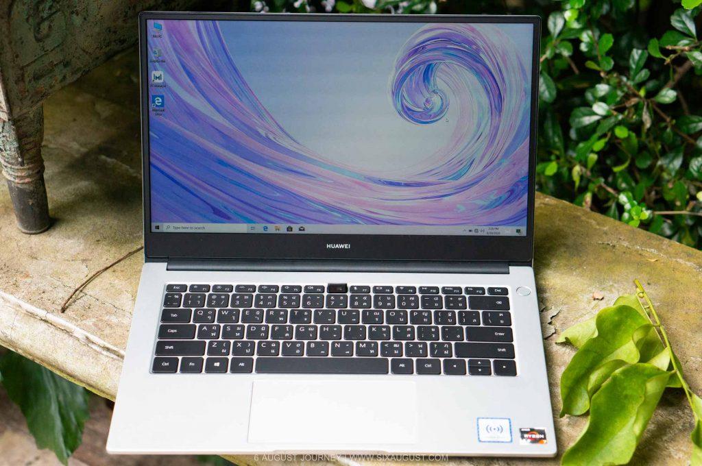 รีวิว Huawei Matebook D14