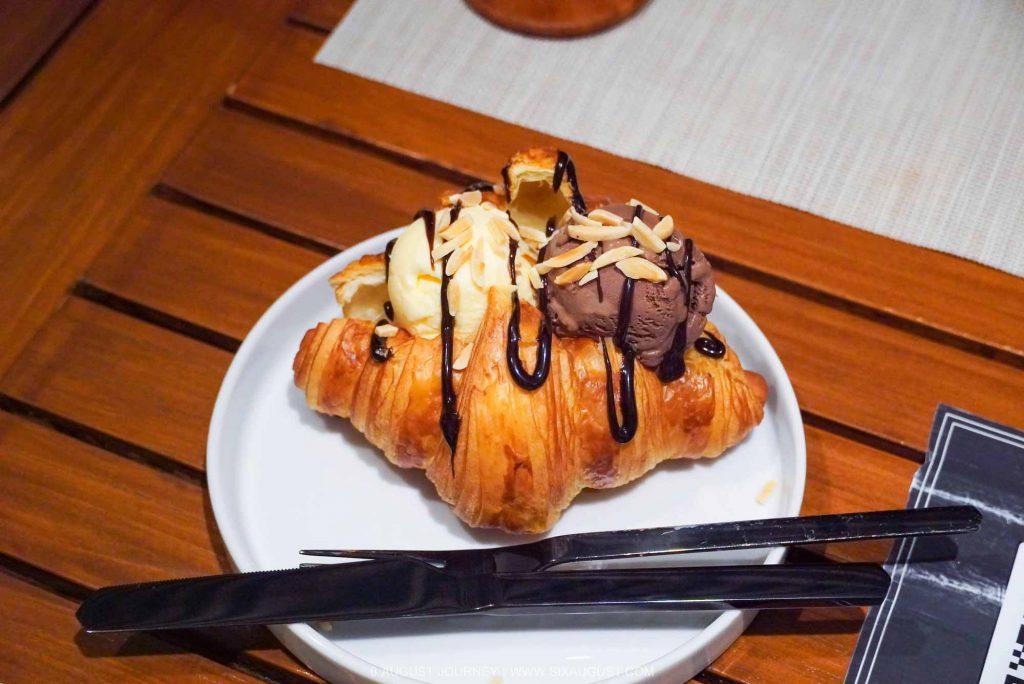 Miss t cafe & restaurant ครัวซอง