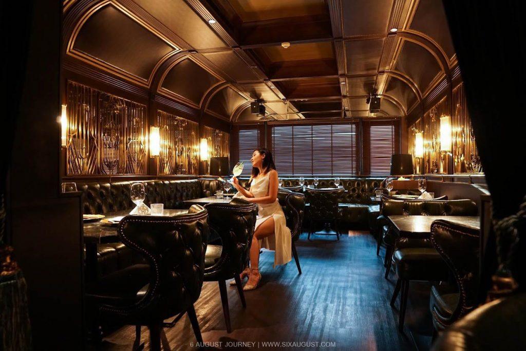 Burapa Eastern Thai Cuisine & Bar by Sri Trat รีวิว